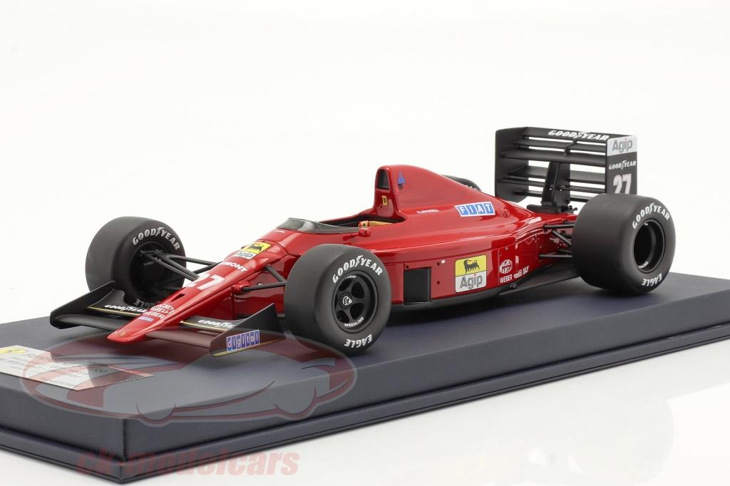 looksmart-1-18-nigel-mansell-ferrari-640-no27-gagnant-hongrie-gp-formule-1-1989-lsf1h10/