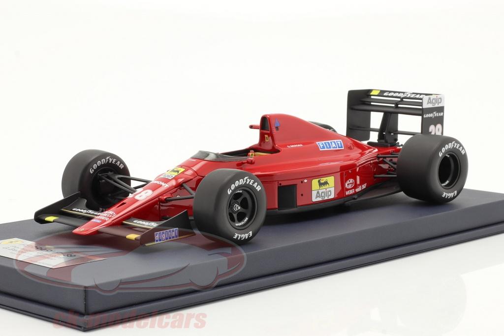 looksmart-1-18-gerhard-berger-ferrari-640-no28-winnaar-portugal-gp-formule-1-1989-lsf1h10b/