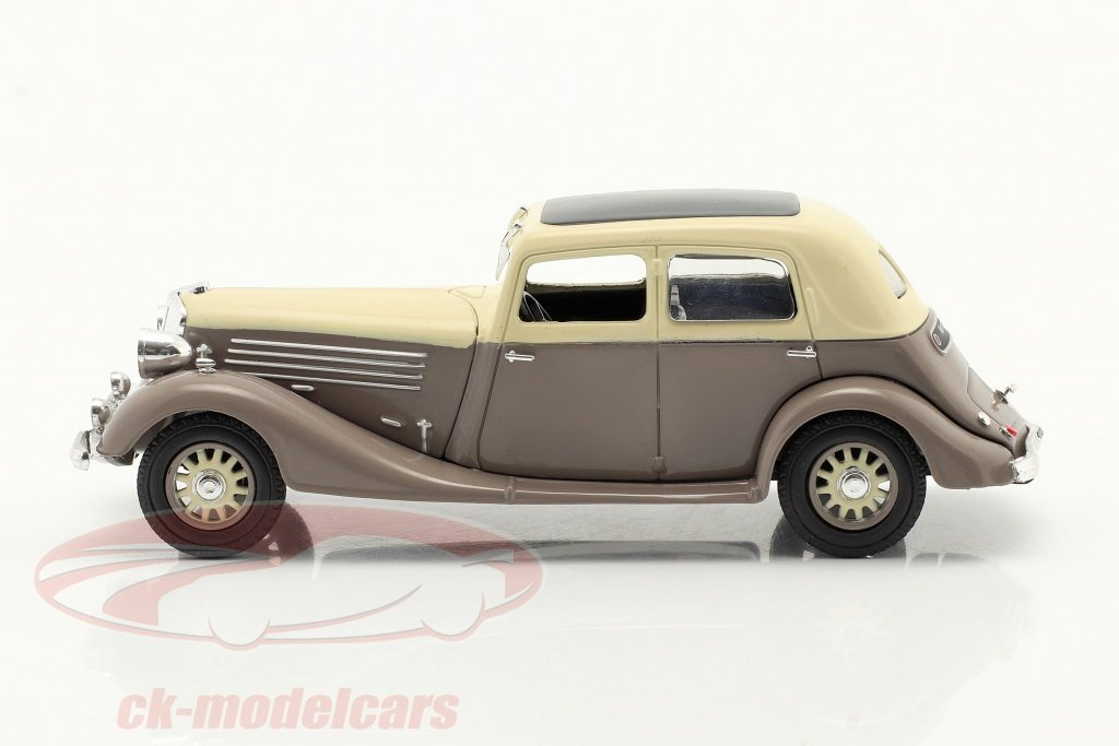 norev-1-43-renault-nervasport-year-1932-1935-brown-beige-ck70210/