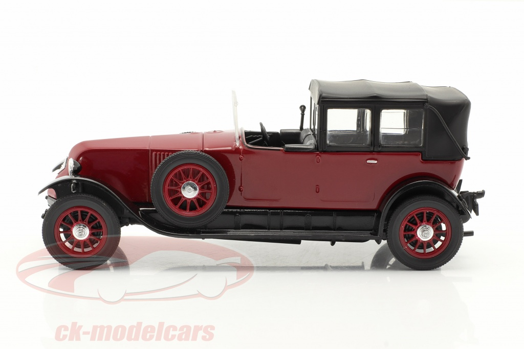 norev-1-43-renault-40-cv-mc-ano-de-construccion-1923-1923-rojo-negro-ck70205/