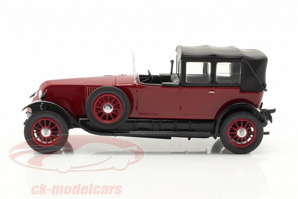 norev-1-43-renault-40-cv-mc-bygger-1923-1923-rd-sort-ck70205/