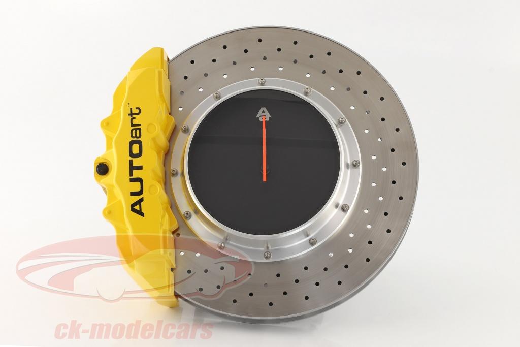 racing-brake-disc-desk-clock-autoart-41003/