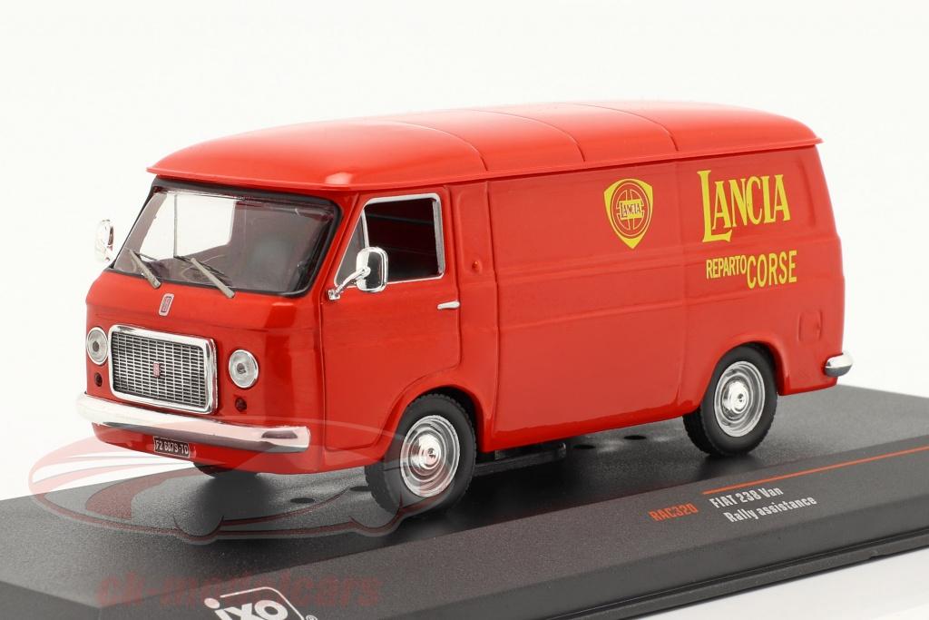 ixo-1-43-fiat-238-van-1972-rallye-servizio-lancia-motorsport-rosso-rac320/