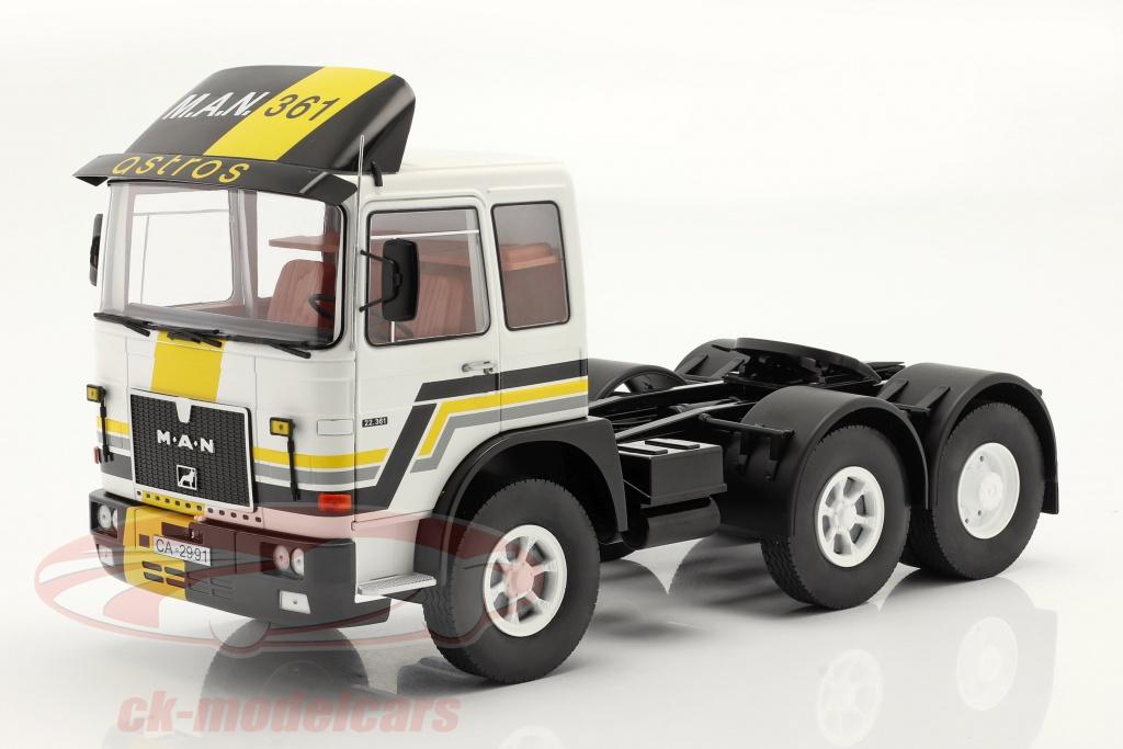 road-kings-1-18-man-f8-22361-unidade-de-trator-ano-de-construcao-1978-branco-preto-rk180111/