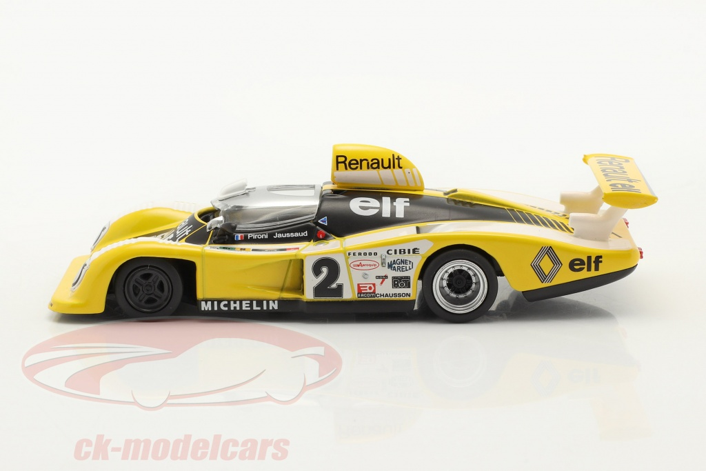 norev-1-43-renault-alpine-a442b-no2-vinder-24h-lemans-1978-pironi-jaussaud-ck70219/