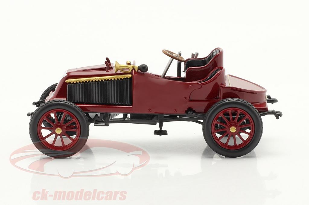 norev-1-43-renault-type-k-ano-de-construccion-1902-oscuro-rojo-ck70217/