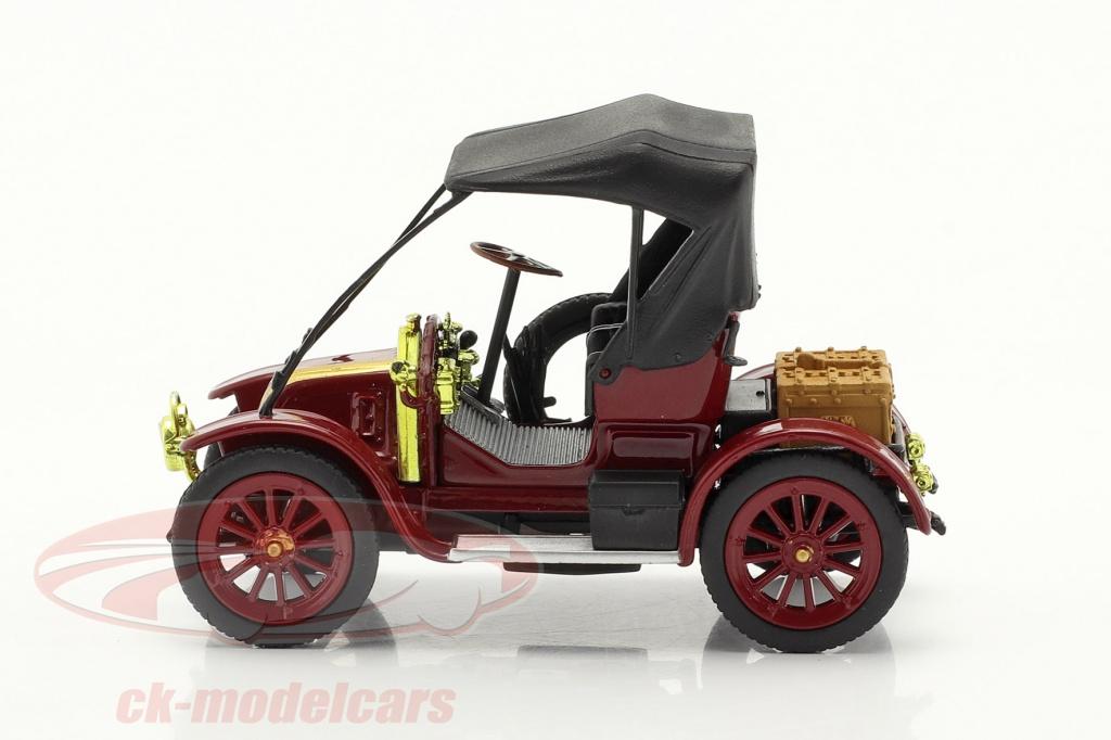 norev-1-43-renault-type-ax-anno-di-costruzione-1908-1913-buio-rosso-nero-ck70204/