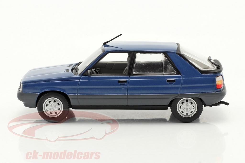 norev-1-43-renault-11-r11-bouwjaar-1981-donkerblauw-zwart-ck70241/