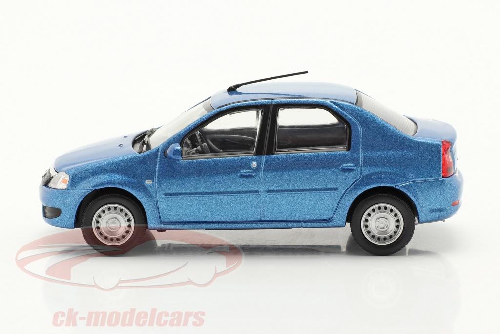 norev-1-43-renault-logan-annee-de-construction-2005-bleu-metallique-ck70214/
