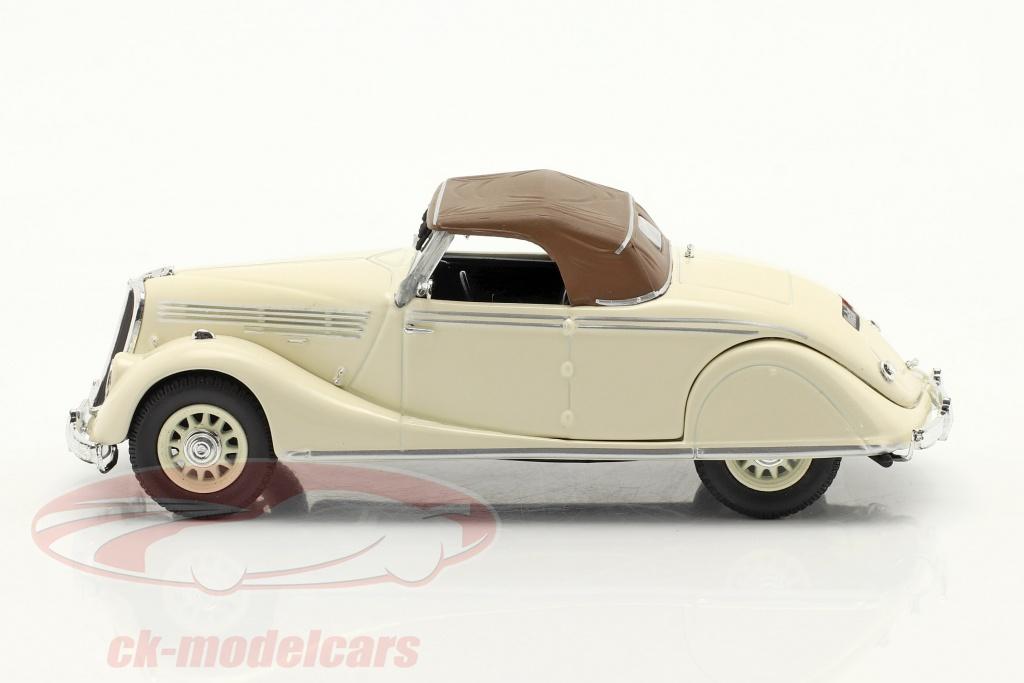 norev-1-43-renault-viva-grand-sport-bygger-1935-1939-flde-hvid-brun-ck70211/