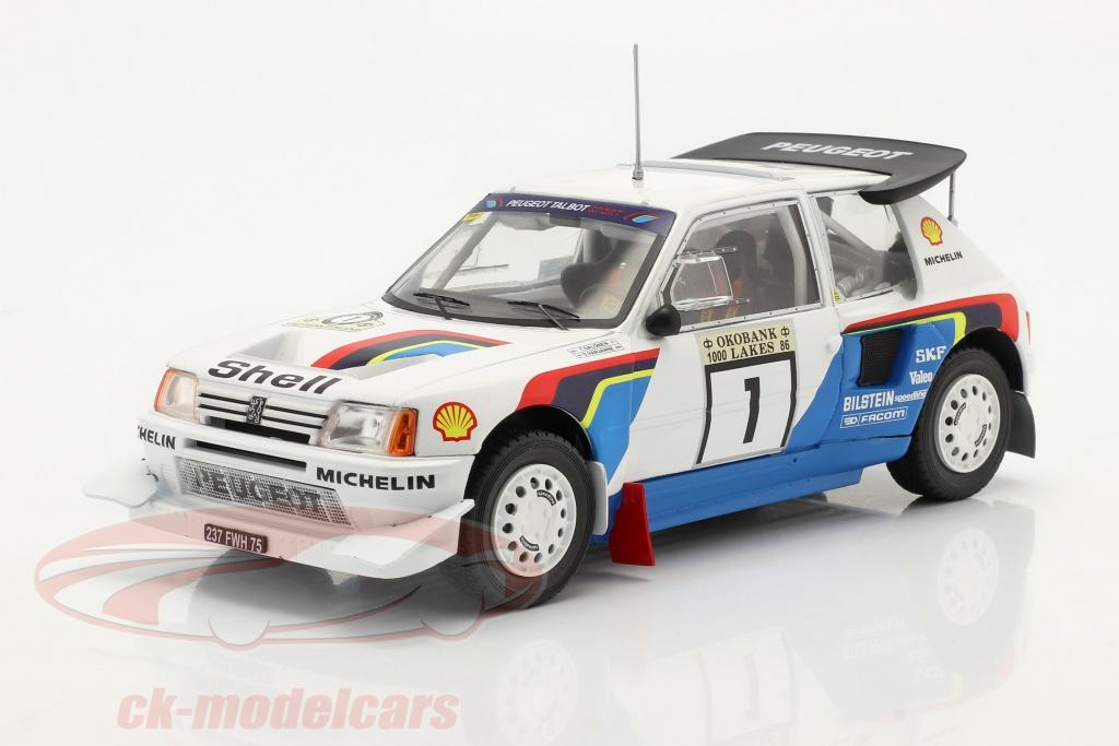 ixo-1-24-peugeot-205-t16-e2-no1-vencedora-rallye-1000-lakes-1986-salonen-harjanne-24ral005a/