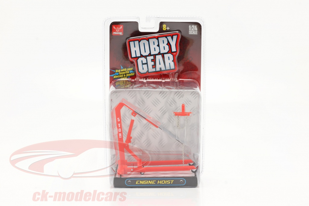 hobbygear-1-24-werkstattkran-rot-hg18435r/