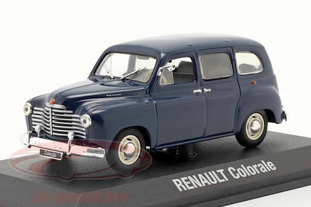 norev-1-43-renault-colorale-bouwjaar-1950-1957-donkerblauw-7711575919/