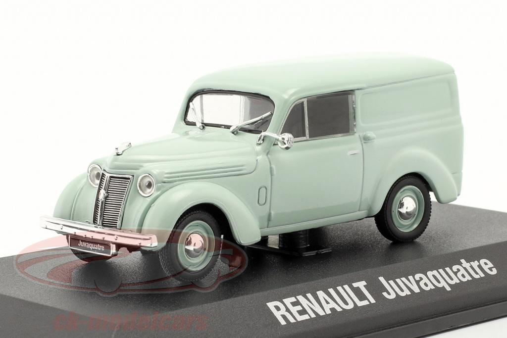 norev-1-43-renault-juvaquatre-bouwjaar-1937-muntgroen-7711575916/