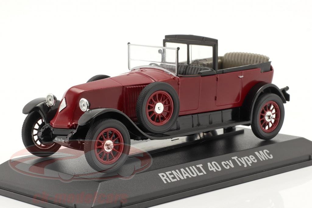 norev-1-43-renault-40-cv-mc-anno-di-costruzione-1923-1923-rosso-nero-7711575943/
