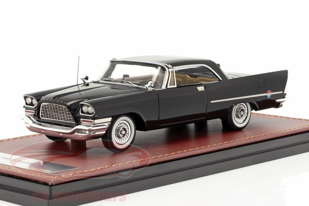 great-lighting-models-1-43-chrysler-300c-hardtop-bygger-1957-sort-glm130701/