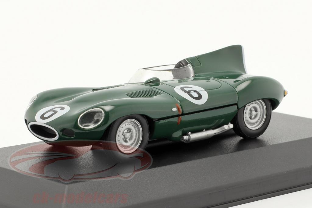 altaya-1-43-jaguar-d-type-no6-verde-oscuro-ck70413/