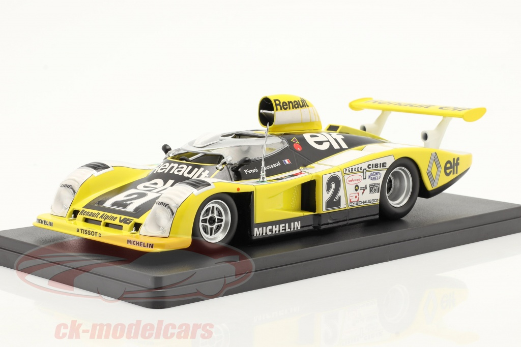 hachette-1-24-renault-alpine-a442b-no2-vincitore-24h-lemans-1978-pironi-jaussaud-g1y21002/