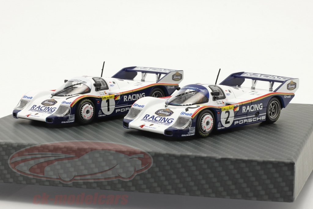 werk83-1-43-2-autono39s-set-porsche-956k-no1-no2-1000km-nuerburgring-1983-w83430003/