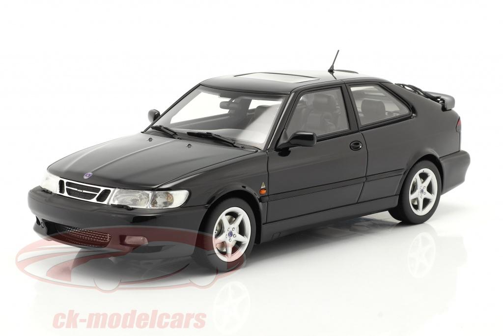 dna-collectibles-1-18-saab-9-3-viggen-coupe-year-2000-black-metallic-dna000077/
