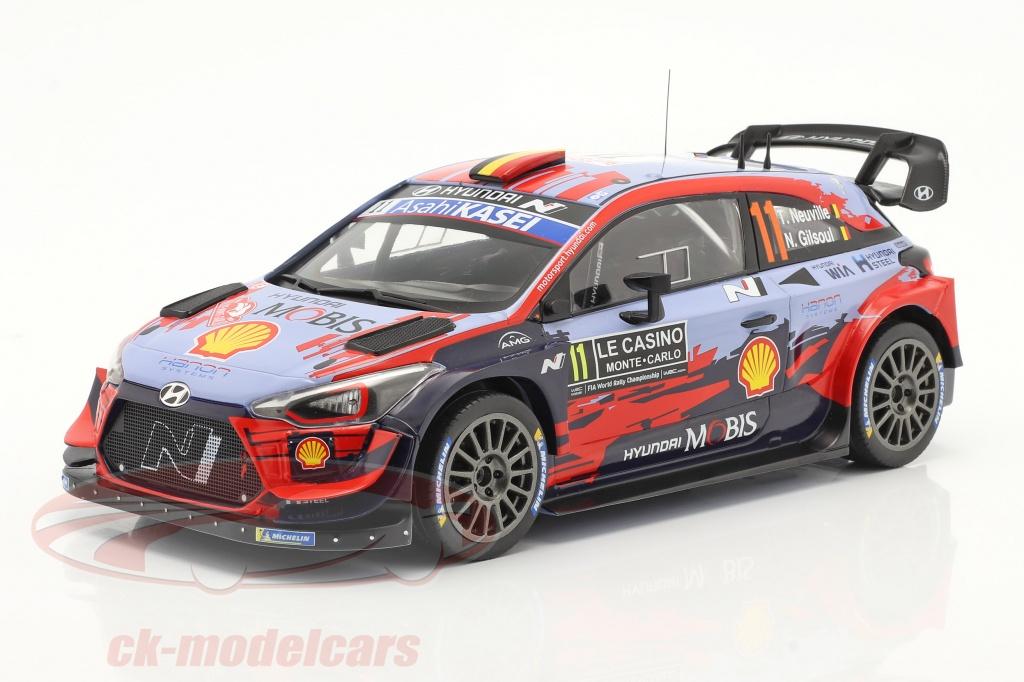 ixo-1-18-hyundai-i20-coupe-wrc-no11-winnaar-rallye-monte-carlo-2020-neuville-gilsoul-18rmc067a/