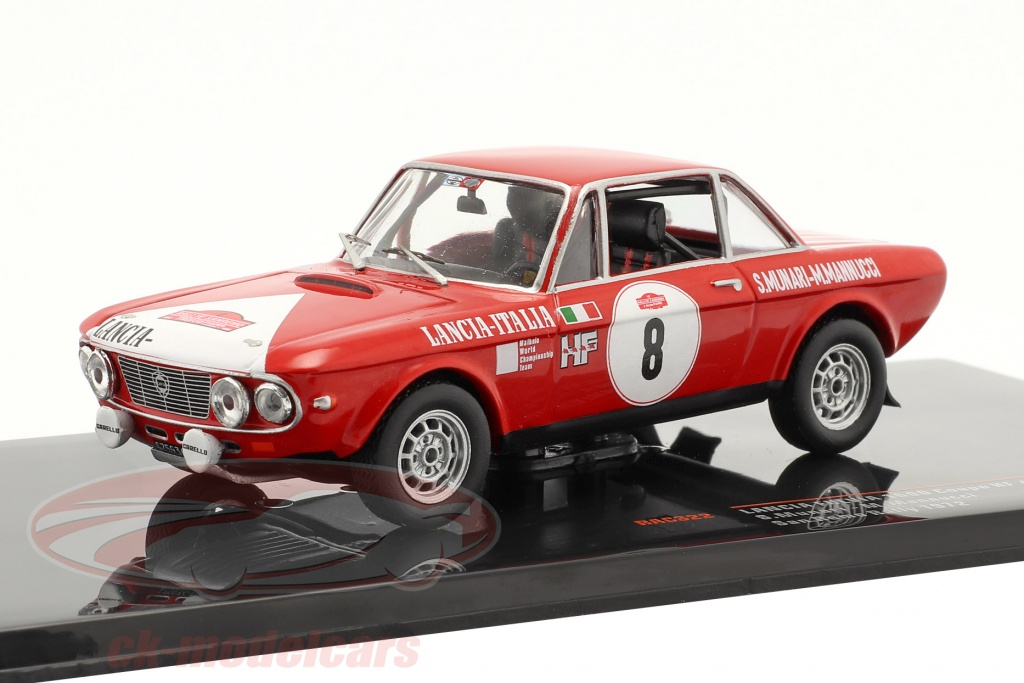 ixo-1-43-lancia-fulvia-1600-coupe-hf-no8-rallye-san-remo-1972-munari-mannucci-rac322/