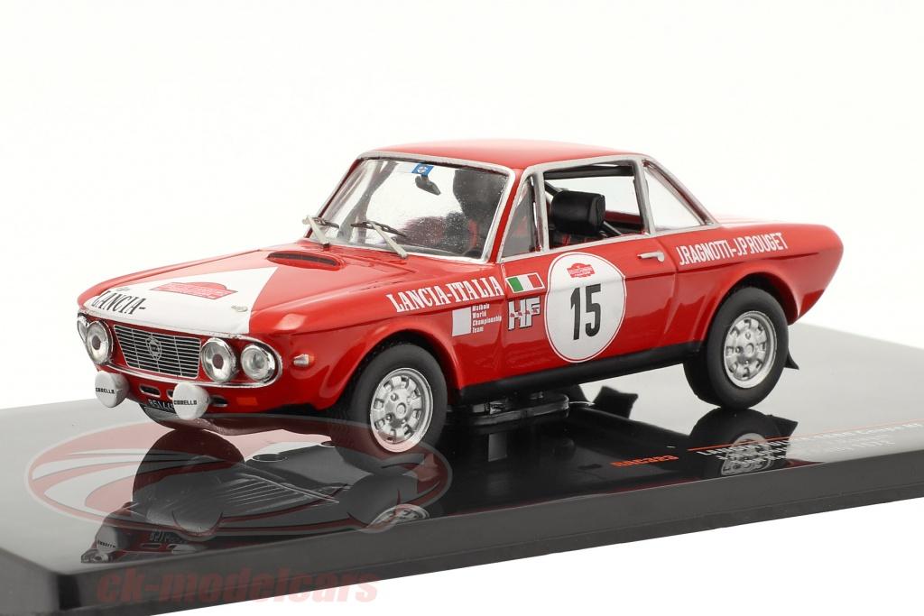 ixo-1-43-lancia-fulvia-1600-coupe-hf-no15-rally-san-remo-1972-ragnotti-rouget-rac323/