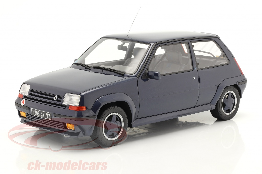 ottomobile-1-12-renault-super-5-gt-turbo-alain-oreille-bouwjaar-1995-sport-blauw-g058/