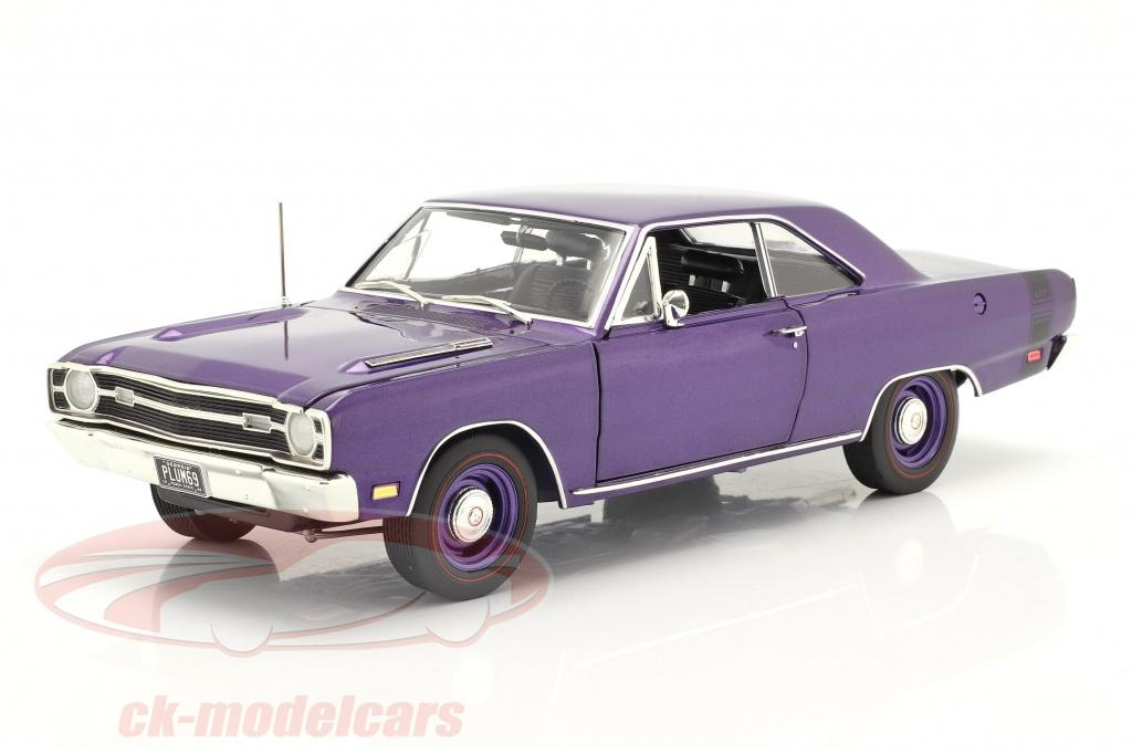 gmp-1-18-dodge-dart-gts-440-annee-de-construction-1969-violet-1806406/