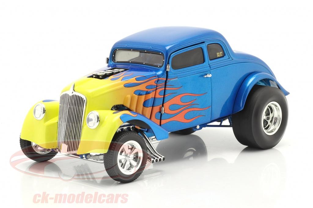 gmp-1-18-gasser-flamed-anno-di-costruzione-1933-blu-giallo-1800918/