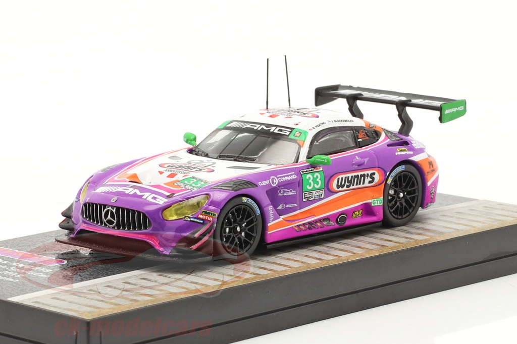 tarmac-works-1-64-mercedes-benz-amg-gt3-no33-weathertech-sportscar-championship-2019-t64-008-19wsc33/