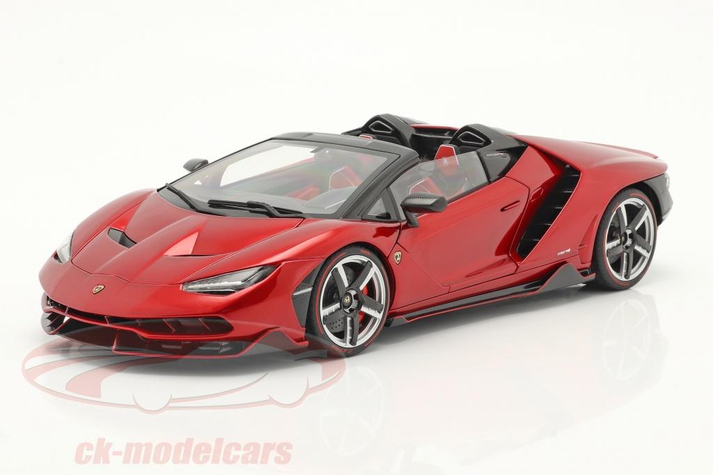 autoart-1-18-lamborghini-centenario-roadster-year-2016-red-metallic-79207/