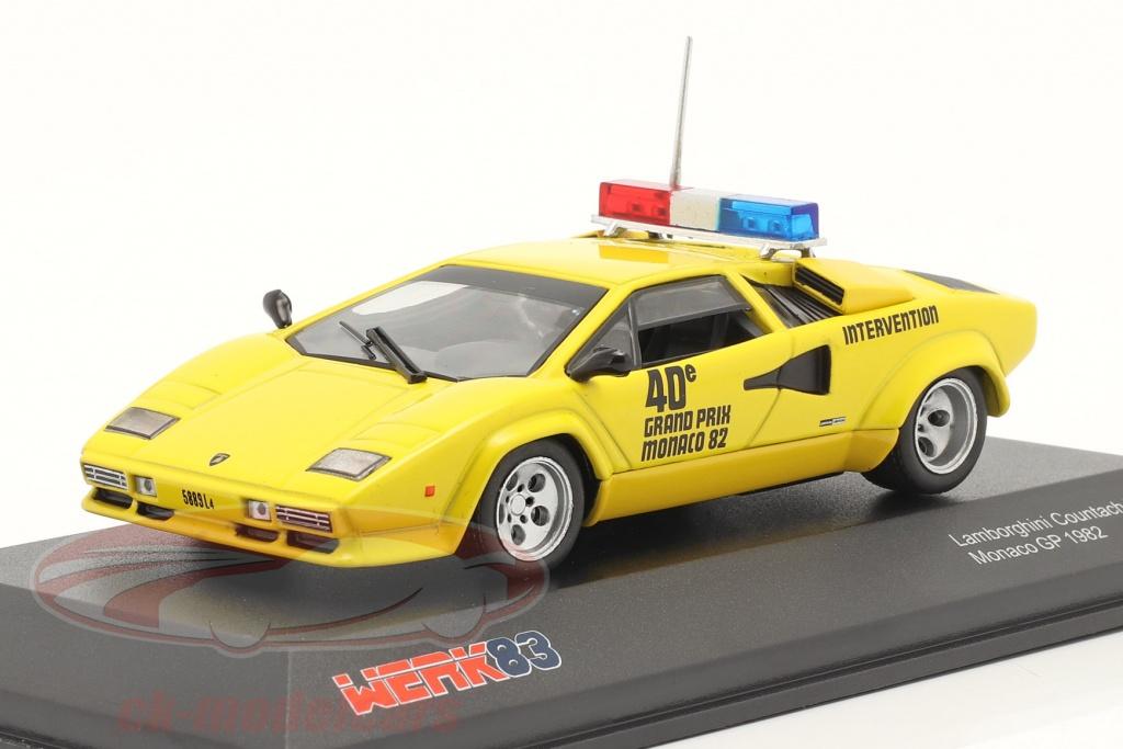 werk83-1-43-lamborghini-countach-safety-car-monaco-gp-formula-1-1982-yellow-w83430007/