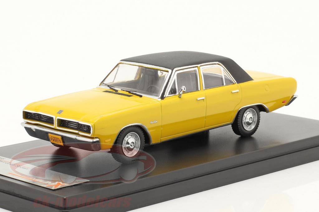 premium-x-1-43-dodge-dart-gran-sedan-baujahr-1976-gelb-prd395/