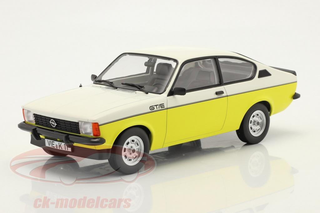 norev-1-18-opel-kadett-c-gt-e-year-1977-yellow-white-183650/