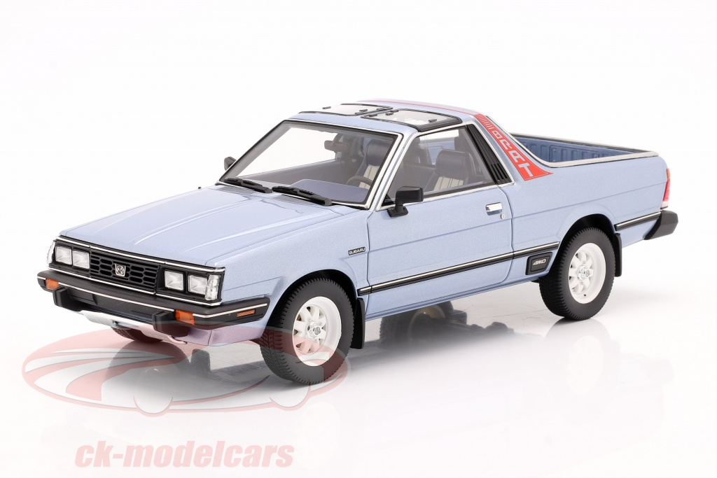 dna-collectibles-1-18-subaru-brat-generation-2-year-1986-light-blue-metallic-dna000062/
