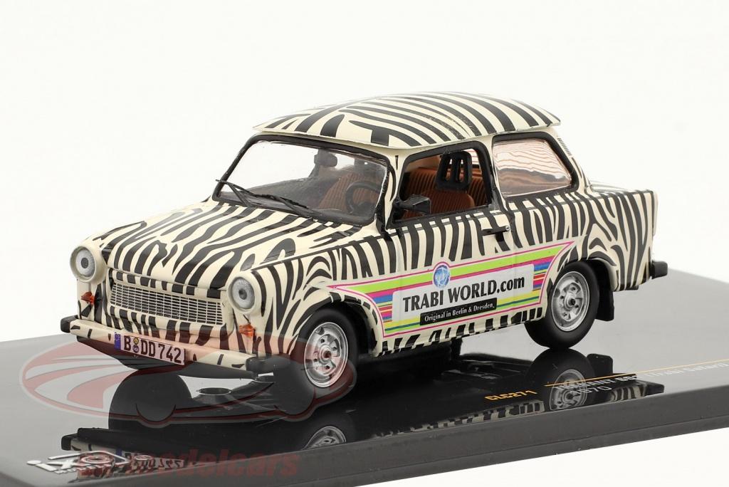 ixo-1-43-trabant-601-safari-r-1970-sort-hvid-clc271/