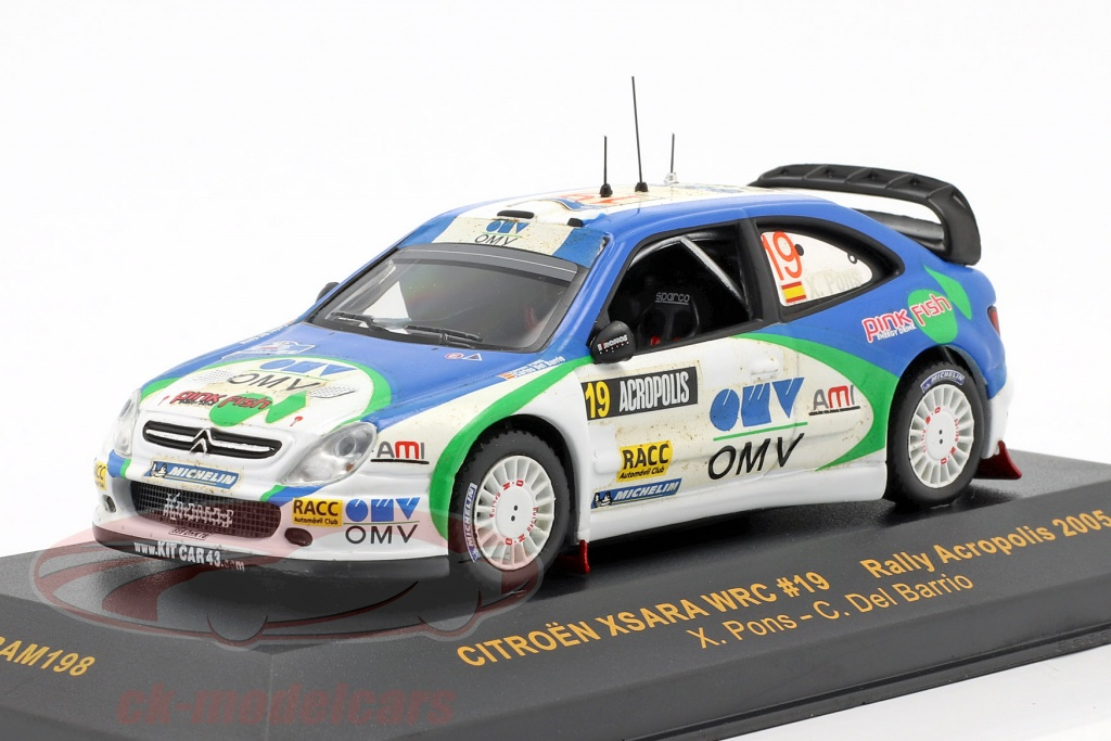 ixo-1-43-citroen-xsara-wrc-no19-rally-acropolis-2005-ram198/