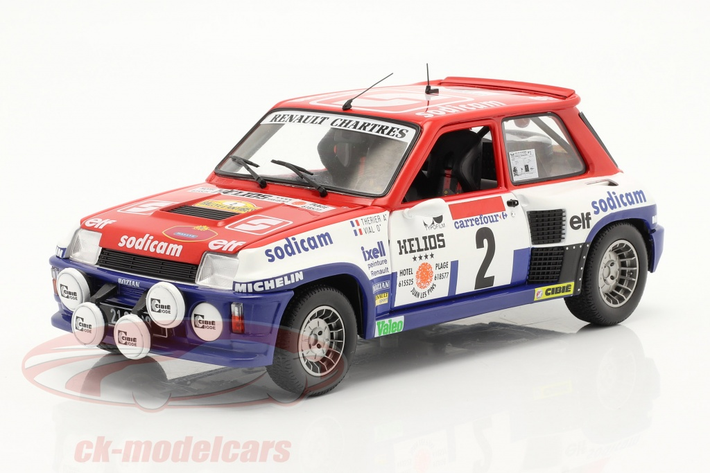 solido-1-18-renault-5-turbo-no2-vinder-rallye-dantibes-1983-therier-vial-s1801310/