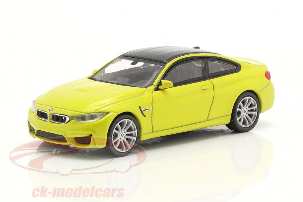 true-scale-1-64-bmw-m4-f82-lhd-austin-giallo-metallico-mgt00143-l/
