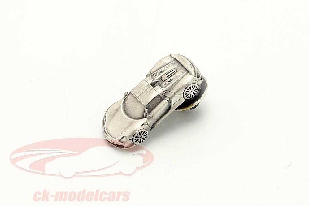 pin-porsche-918-spyder-zilver-map04541113/
