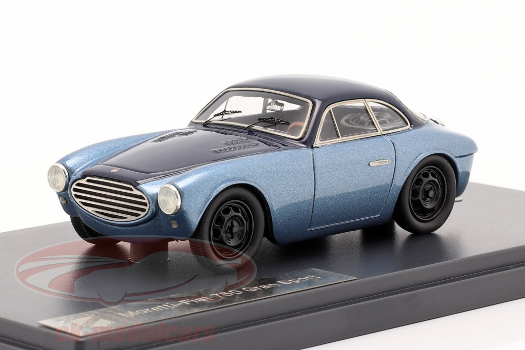 matrix-1-43-moretti-750-gran-sport-baujahr-1954-blau-metallic-mx31309-012/