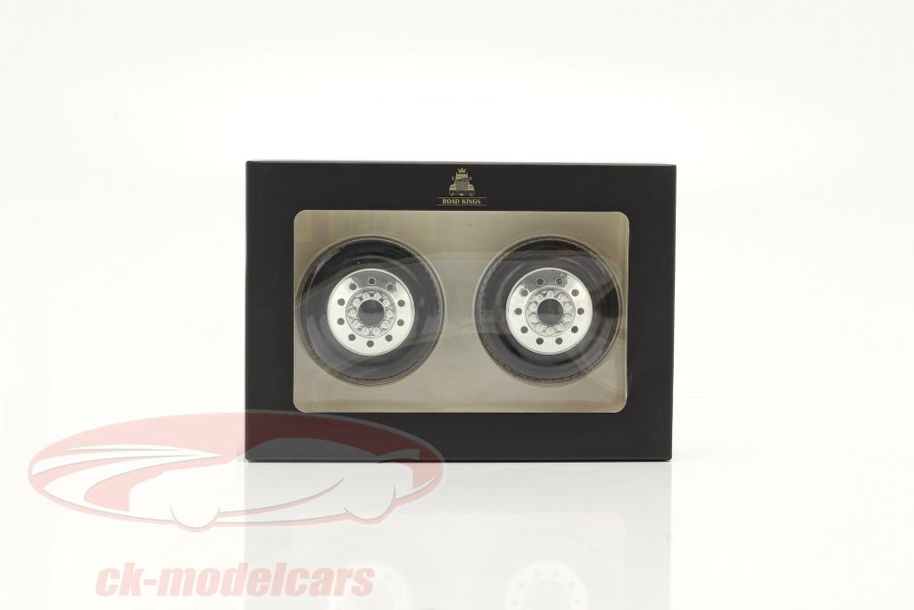road-kings-1-18-peterbilt-pneus-e-aros-set-rodas-da-frente-cromada-rk18a011/