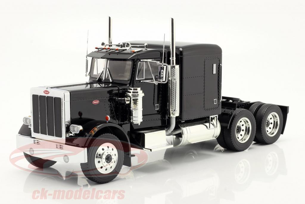 road-kings-1-18-peterbilt-359-bull-nose-camion-1967-noir-rk180085/