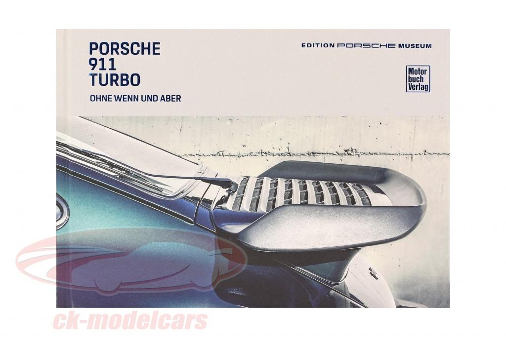 bestil-porsche-911-turbo-ohne-wenn-und-aber-udgave-porsche-museum-tysk-978-3-613-30958-6/