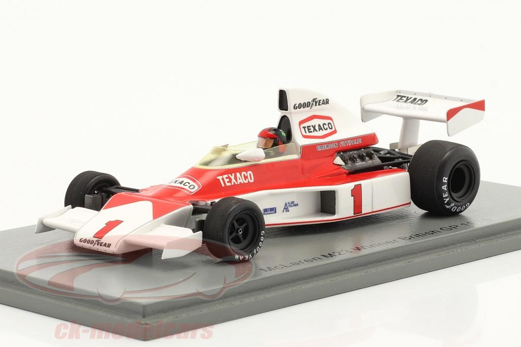 spark-1-43-emerson-fittipaldi-mclaren-m23-no1-vinder-britisk-gp-formel-1-1975-s5743/