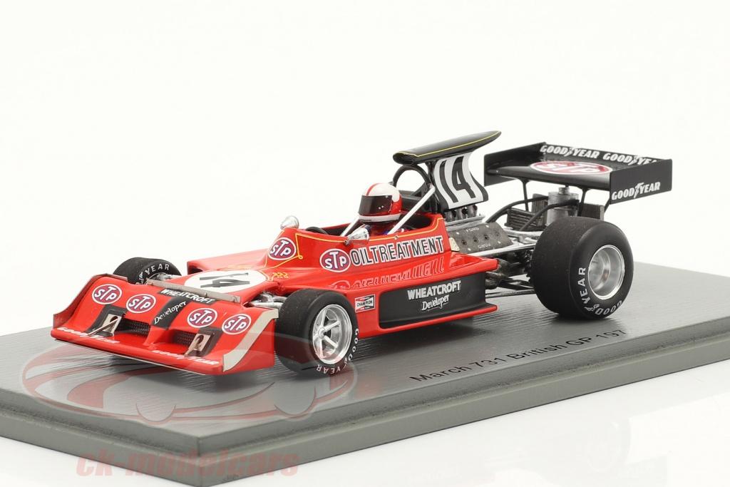 spark-1-43-roger-williamson-march-731-no14-british-gp-formula-1-1973-s5373/