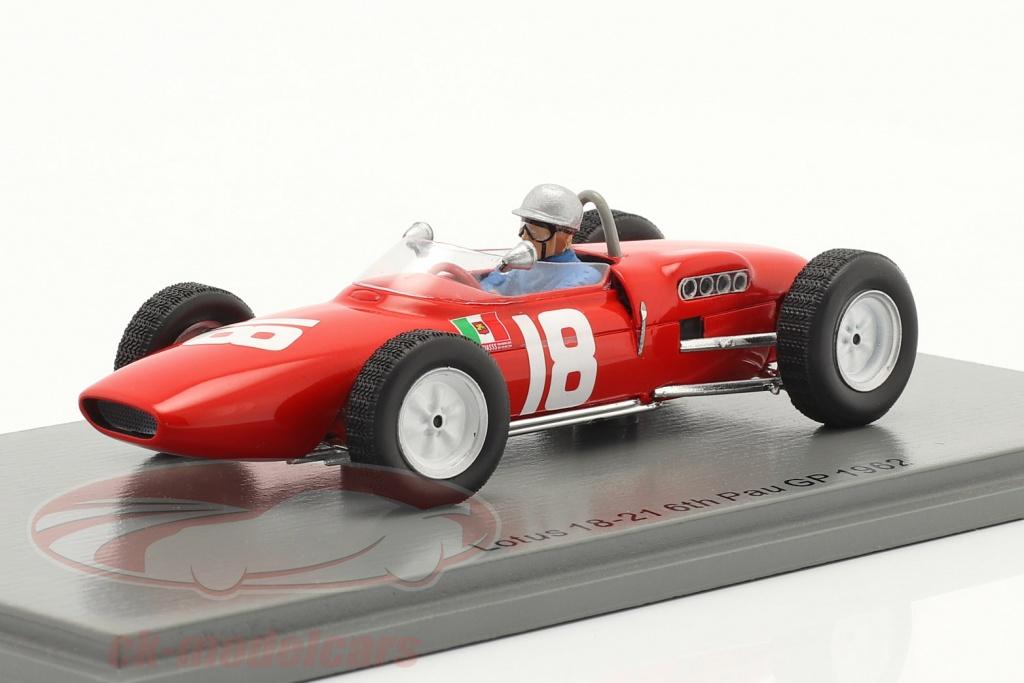 spark-1-43-nino-vaccarella-lotus-18-21-no18-6e-gp-de-pau-1962-s7452/