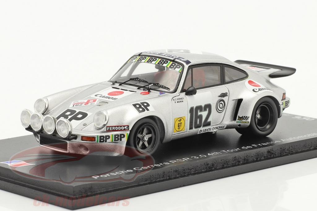 spark-1-43-porsche-911-carrera-rsr-no162-4e-rallye-tour-de-france-automobile-1977-sf203/