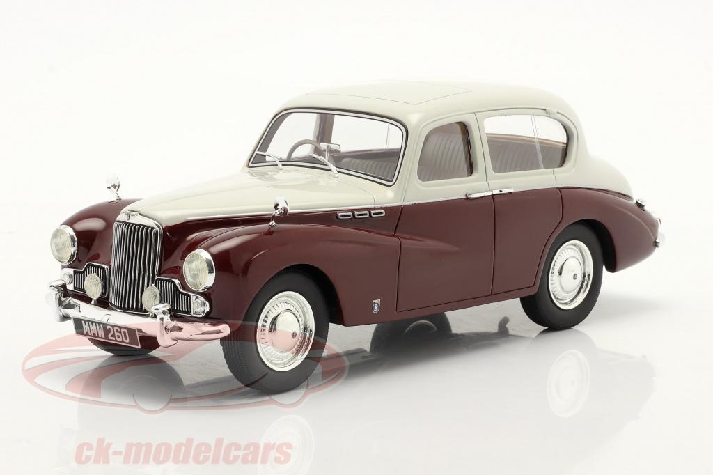 cult-scale-models-1-18-sunbeam-talbot-90-mk-iii-baujahr-1954-grau-kastanienbraun-cml084-1/